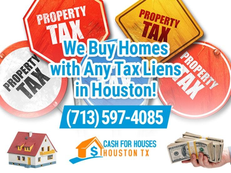 houston tax liens